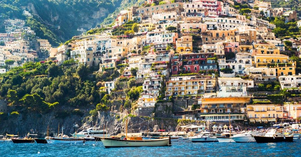Italian Riviera Positano