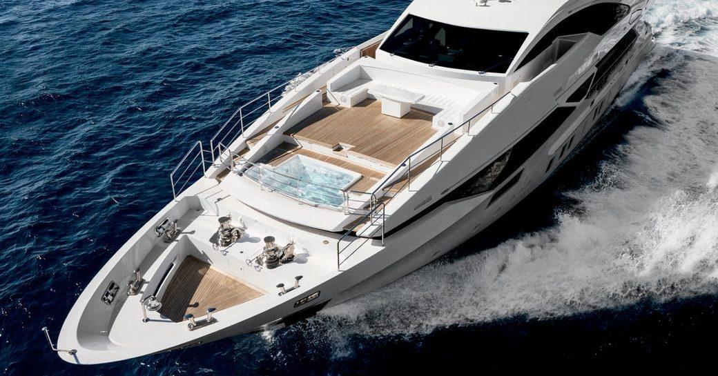 5 Must-See Charter Yachts At Yachts Miami Beach 2017 photo 8