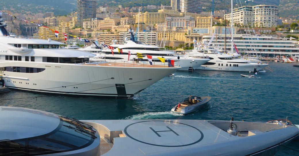 Round-Up of the Monaco Yacht Show 2017 photo 5