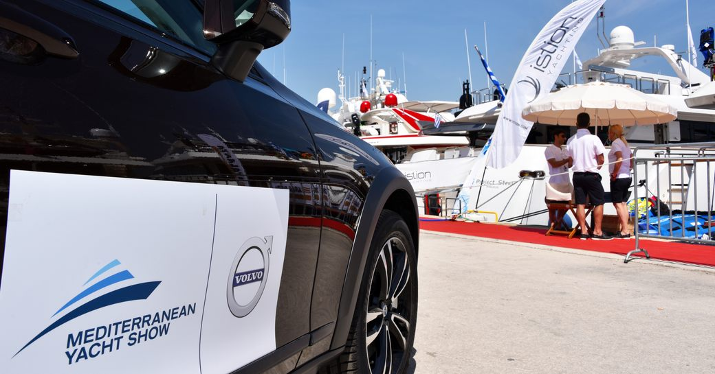 A Round-Up of the Mediterranean Yacht Show 2017 photo 1