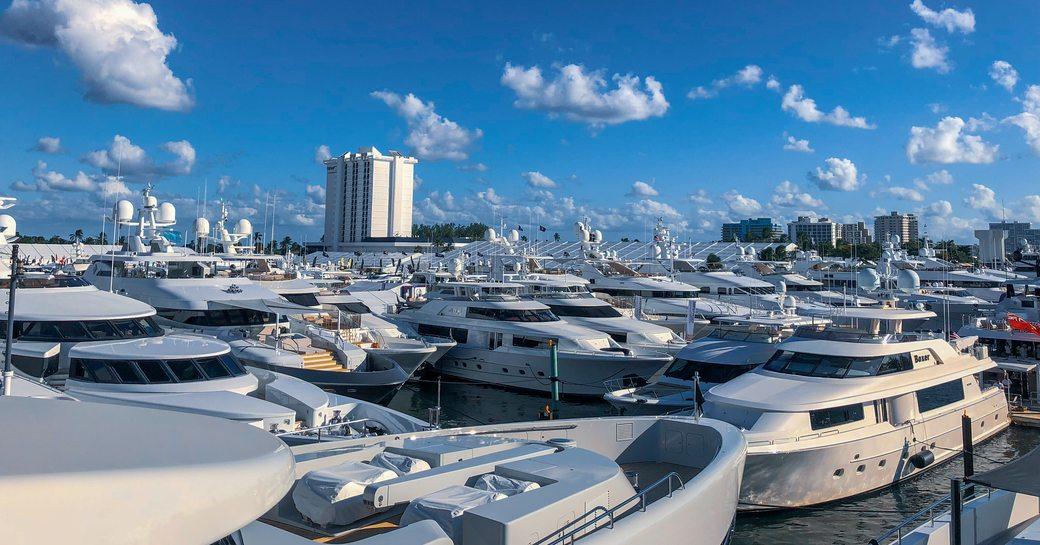 Boats & Superyachts at FLIBS show