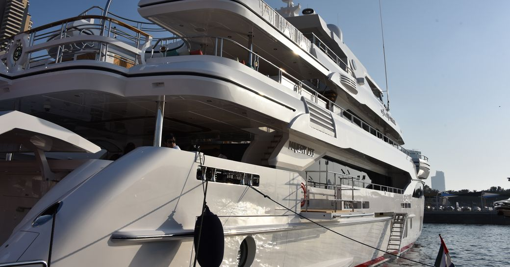 A Round-Up Of Day 1 Of The Dubai International Boat Show 2017 photo 5