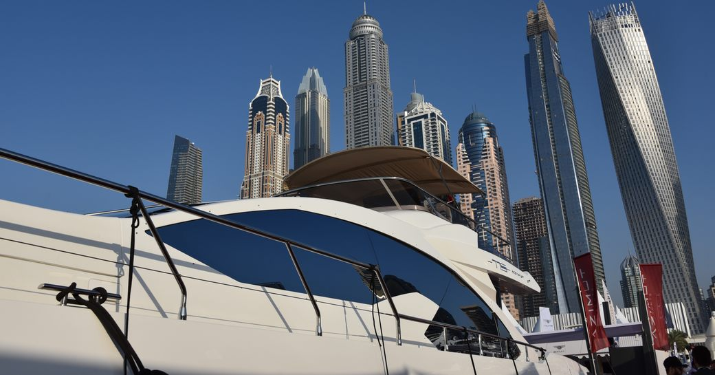 A Round-Up Of Day 1 Of The Dubai International Boat Show 2017 photo 1