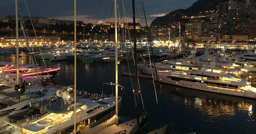 The Monaco Yacht Show 2017 Opens photo 2