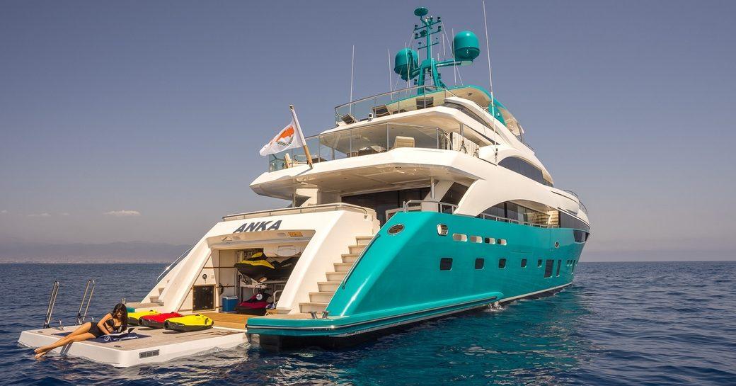 5 Must-See Charter Yachts At Yachts Miami Beach 2017 photo 16