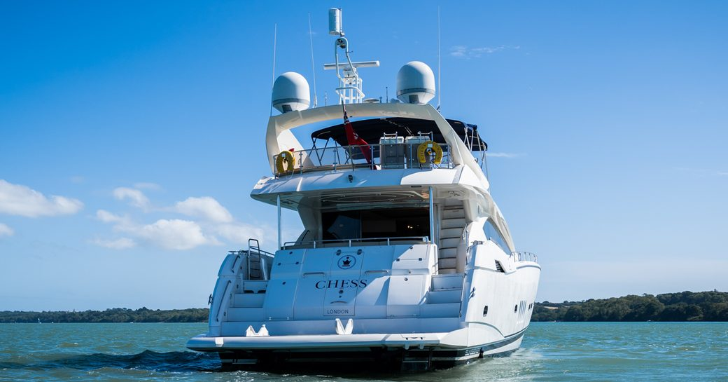 The ultimate UK staycation for 2021: discover luxury yacht charters onboard superyacht Chess photo 34