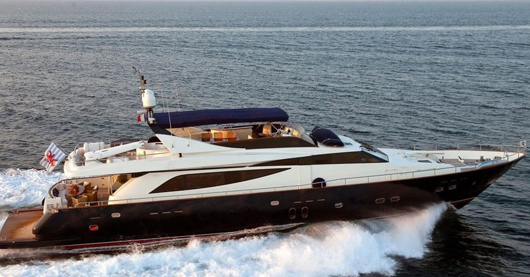 More Charter Yachts Confirmed For The Mediterranean Yacht Show 2017 photo 4