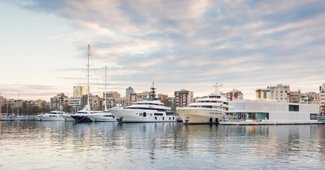 Barcelona to host next three editions of The Superyacht Show  photo 2