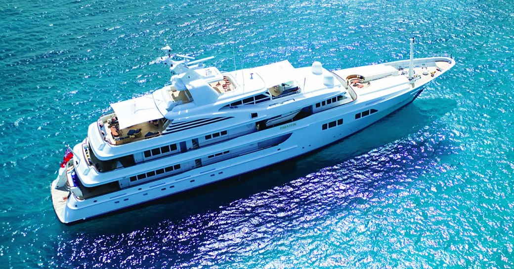 Feaship motor yacht Paraffin to appear at the Thailand Yacht Show 2018