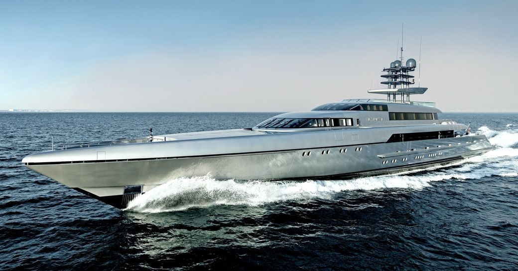 motor yacht SILVER FAST will be attending the Monaco Yacht Show 2017