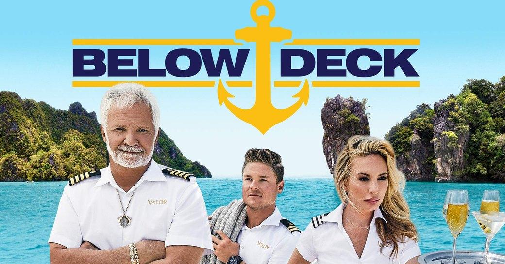 yacht rental below deck