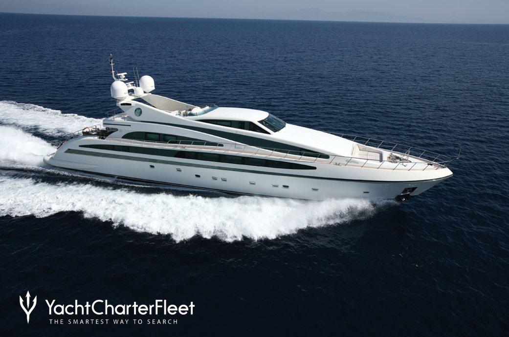 Alfa XII Charter Yacht
