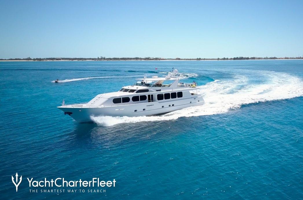 Il Capo Charter Yacht