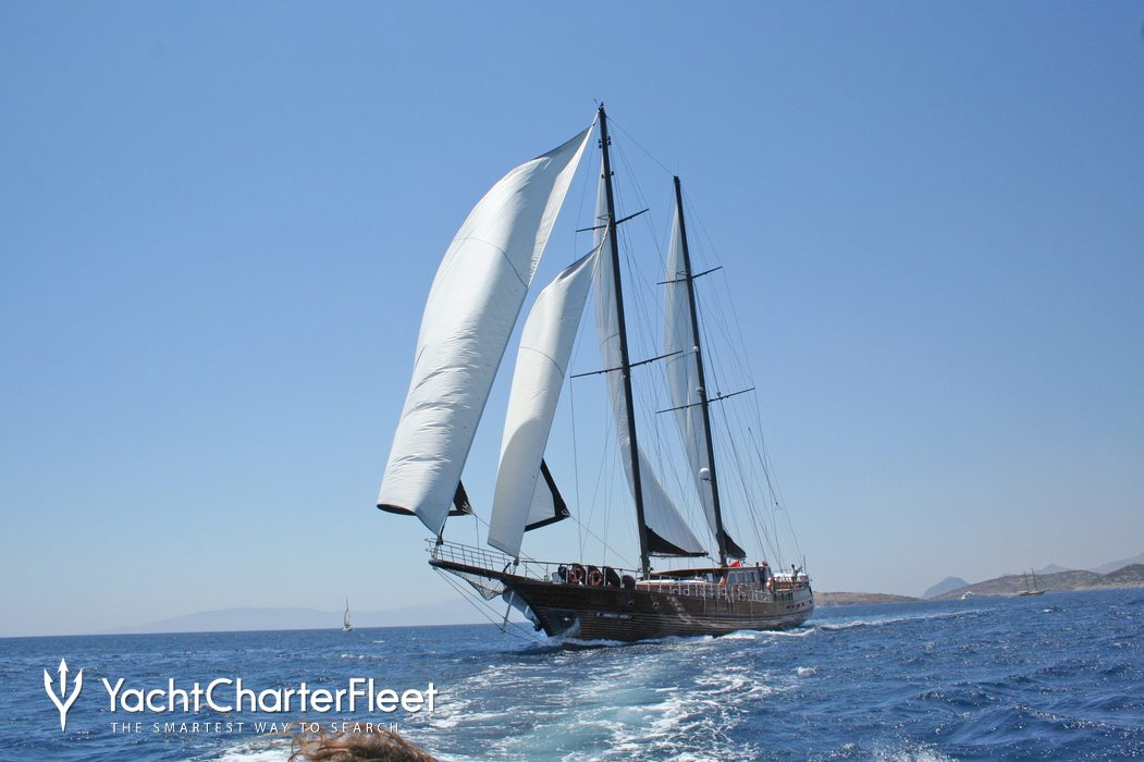 Princess Karia II Charter Yacht