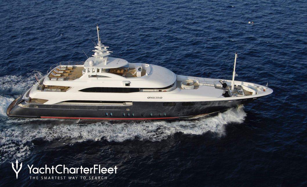 O'Neiro Charter Yacht