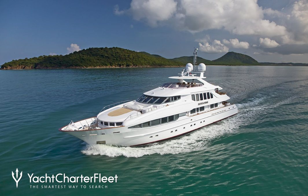 The Lady K Charter Yacht