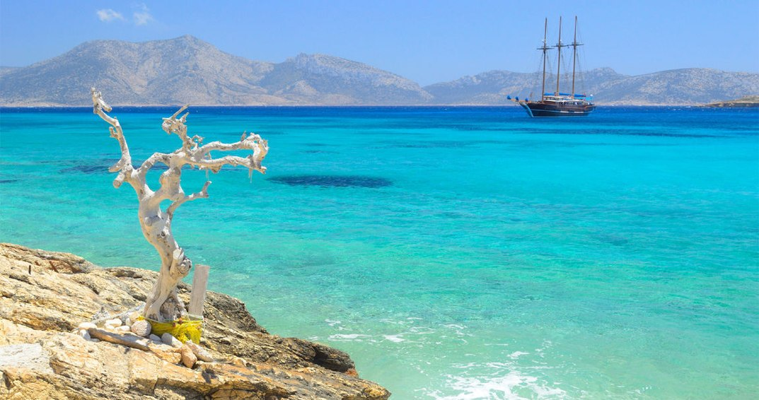 10 Undiscovered Greek Islands to Visit by Luxury Charter Yacht Image 1