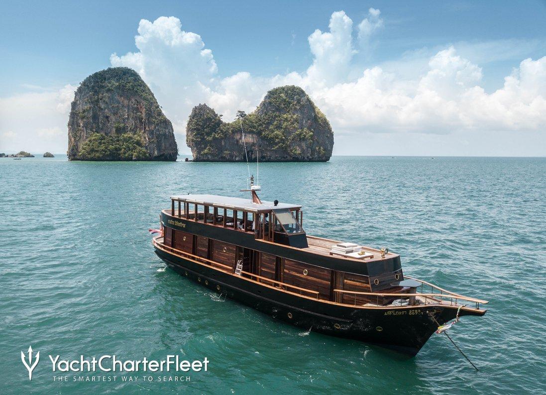 Maha Bhetra Charter Yacht