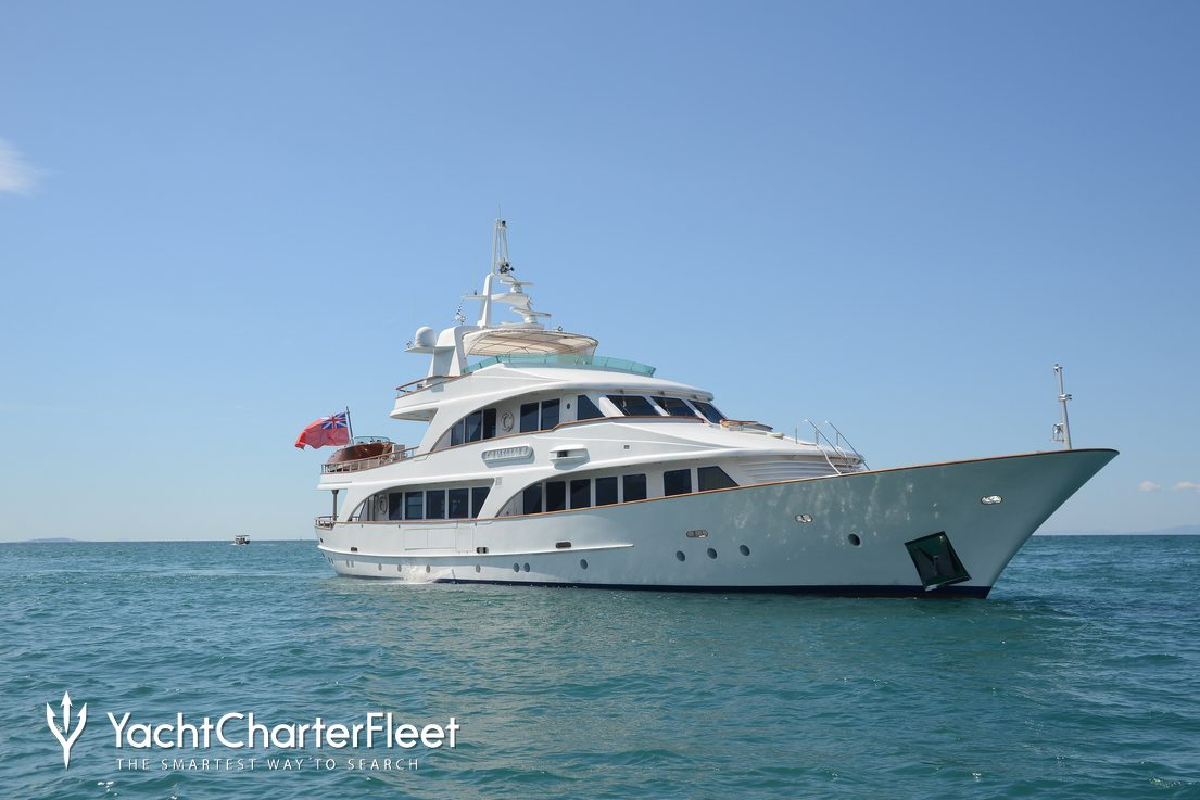 Camellia  Charter Yacht
