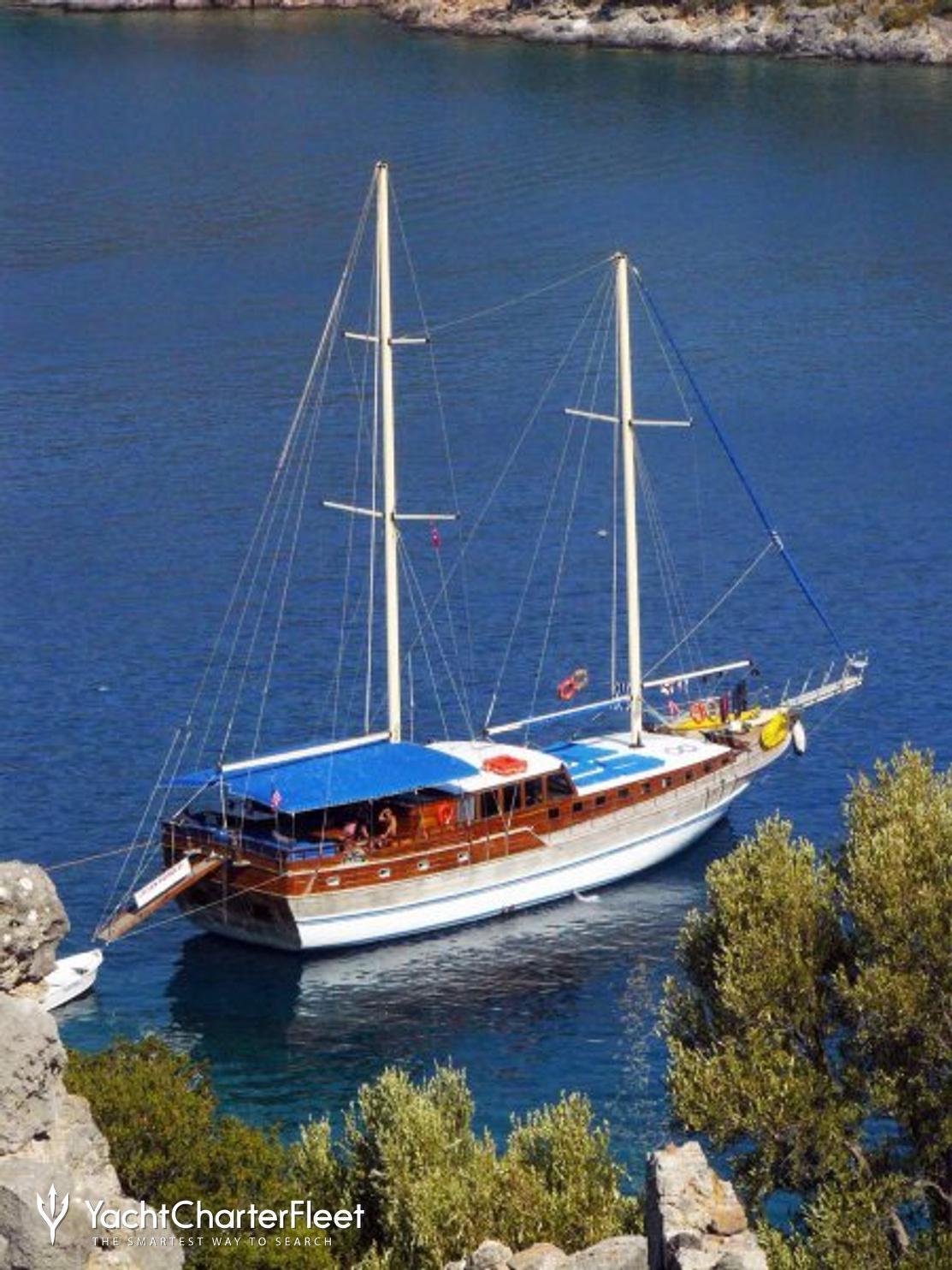 Lycian Princess Charter Yacht
