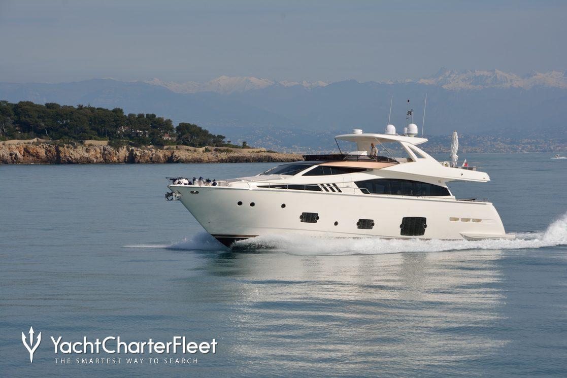 Columbus A Charter Yacht