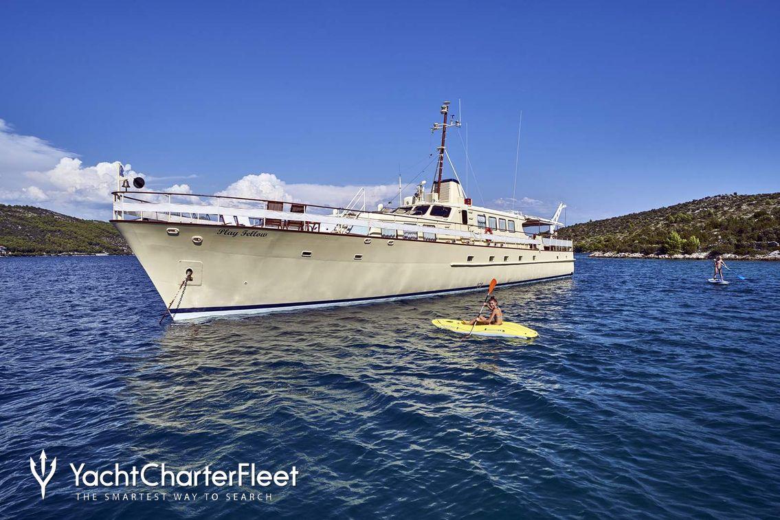Play Fellow Charter Yacht
