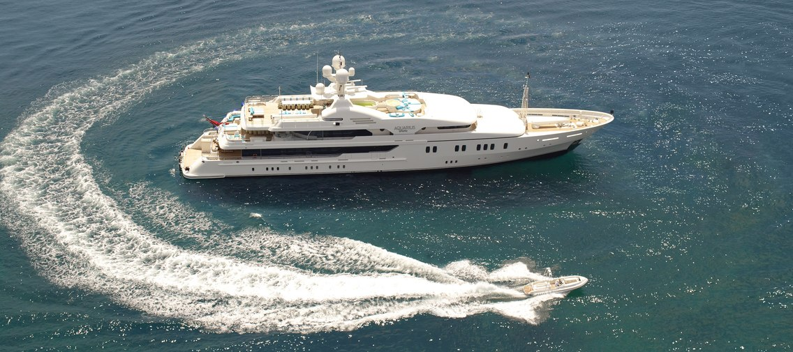 Maria Charter Yacht