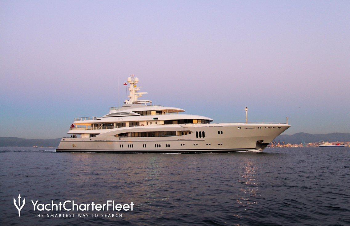 Global Charter Yacht