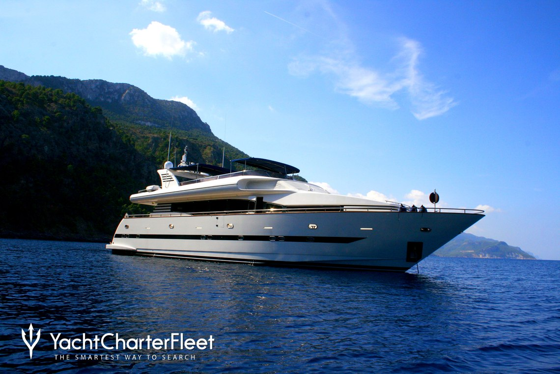 Smiles of London Charter Yacht