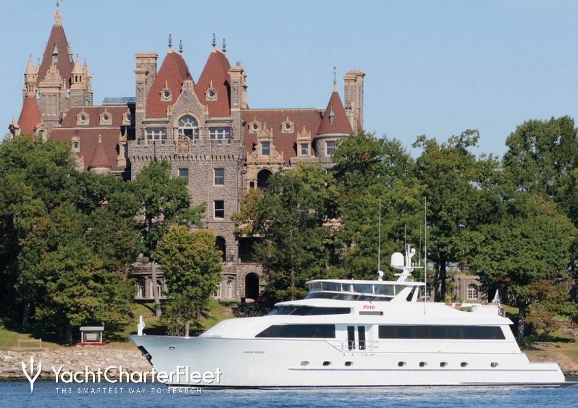 Lady Gray Charter Yacht