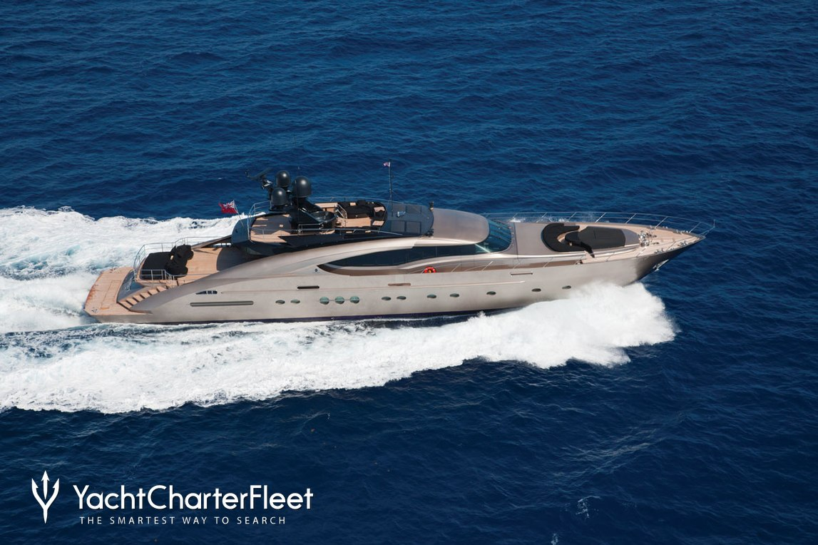 Griffin Charter Yacht