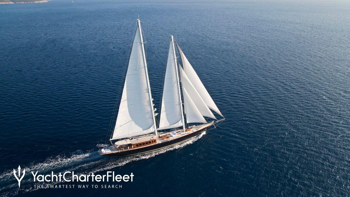 Aria I Charter Yacht
