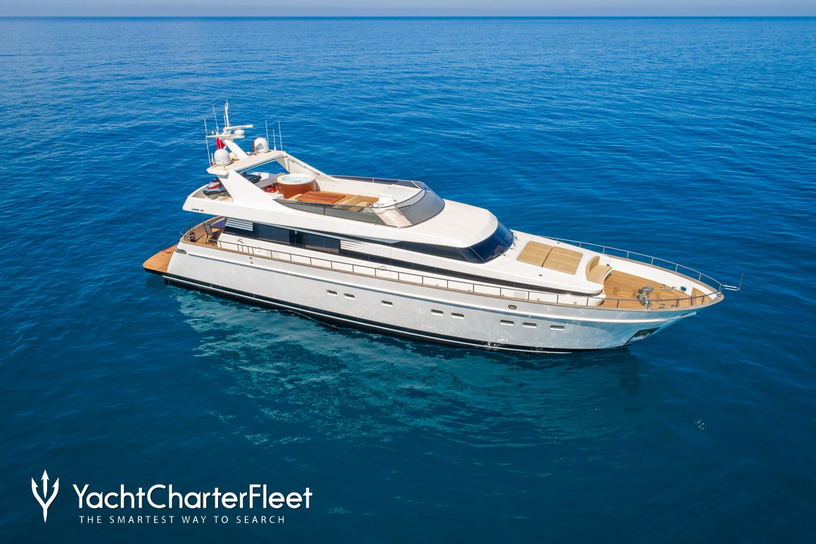 Maestrale Charter Yacht