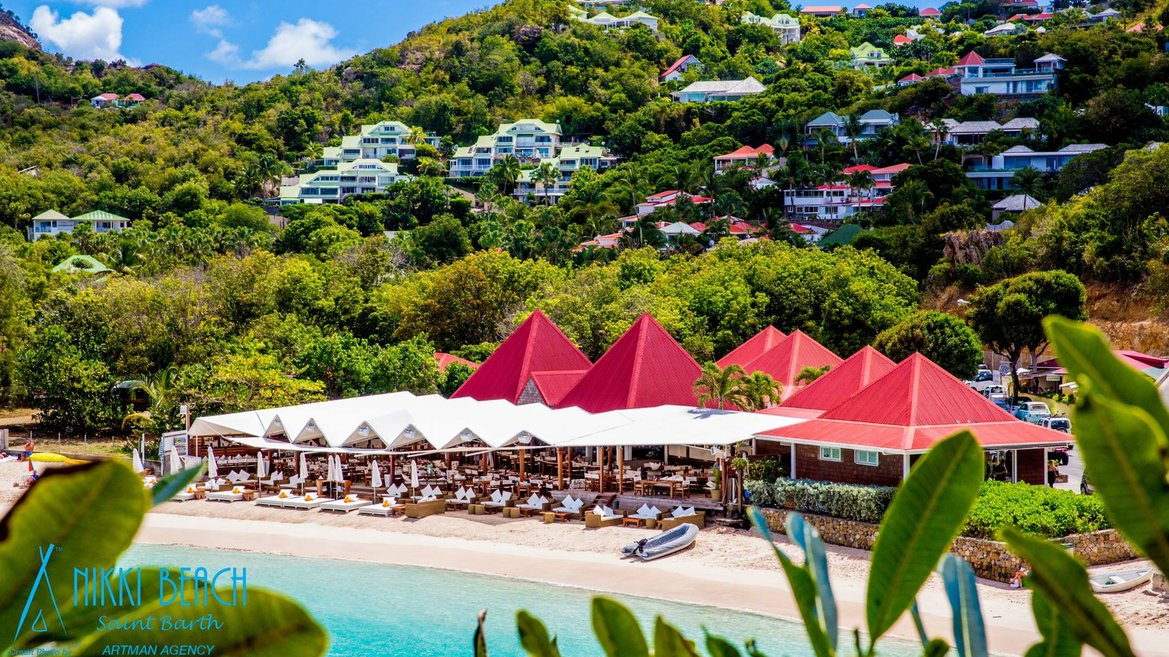 10 Top Beach Bars In The Caribbean To Visit By Superyacht Image 1
