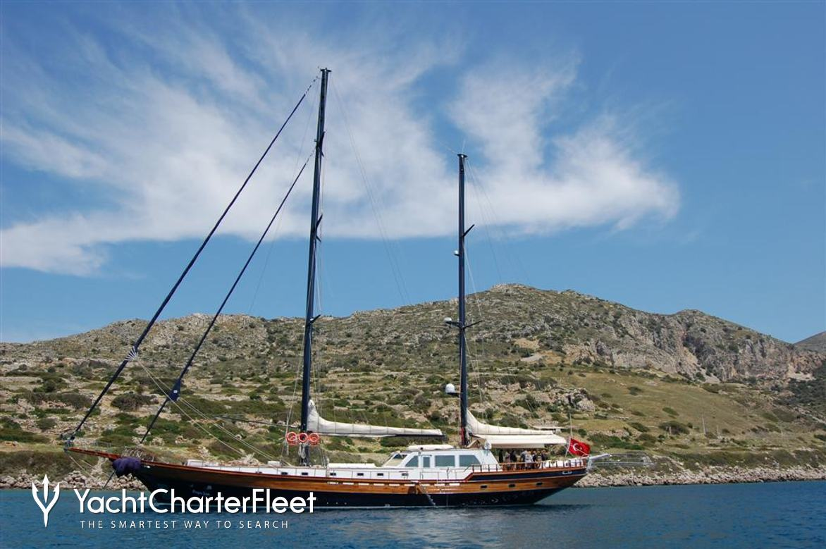 Papa Joe Charter Yacht