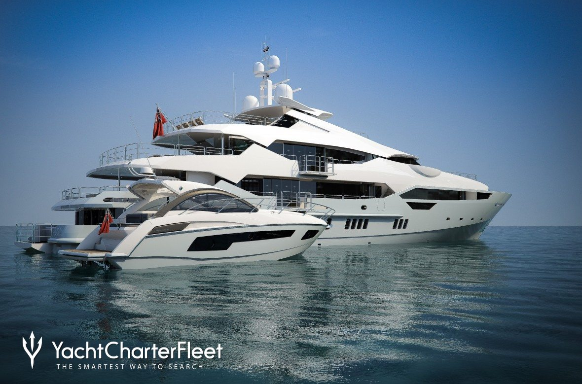 Arados Yacht Charter Price Ex Blush Sunseeker Luxury Yacht Charter