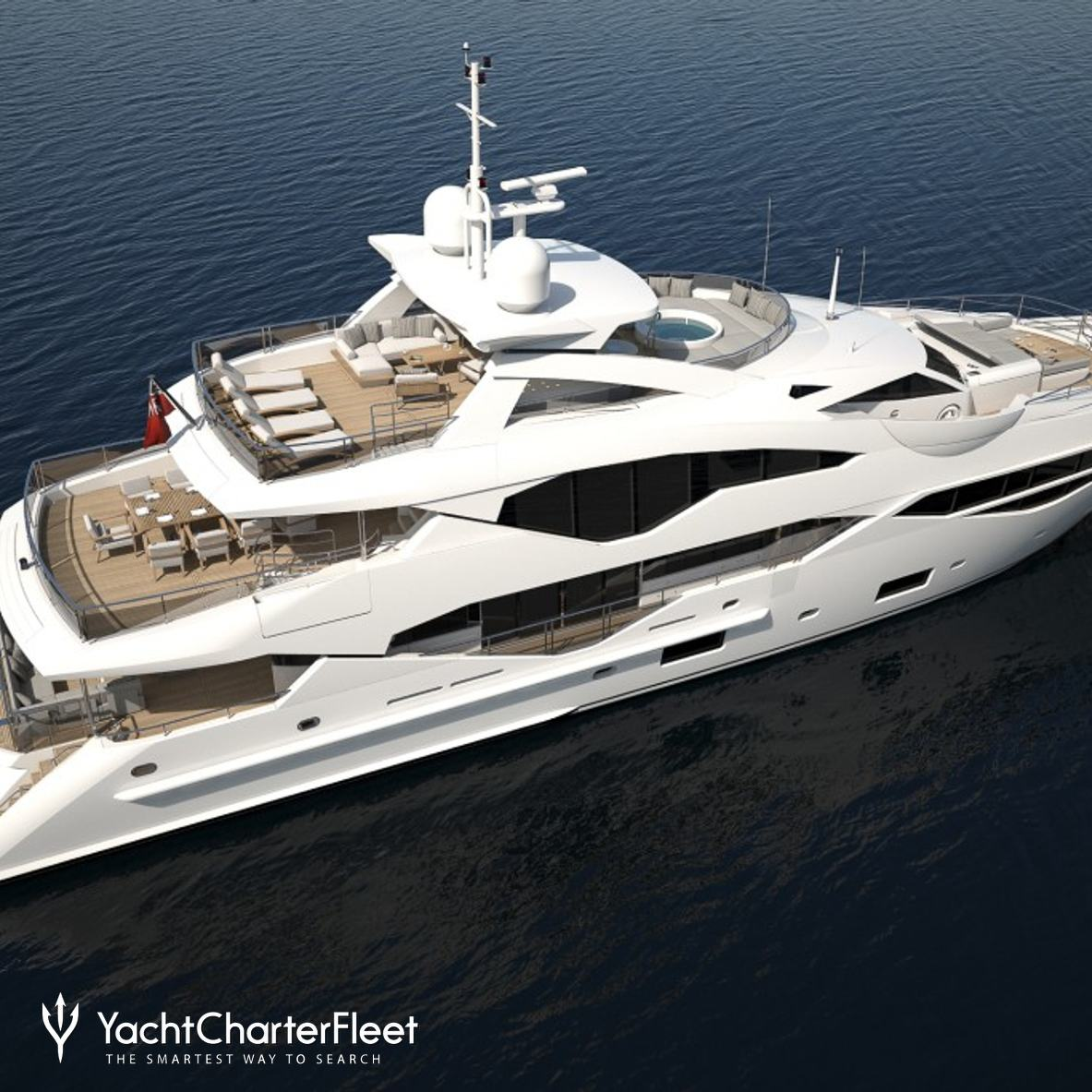 Jacozami Yacht Photos 40m Luxury Motor Yacht For Charter