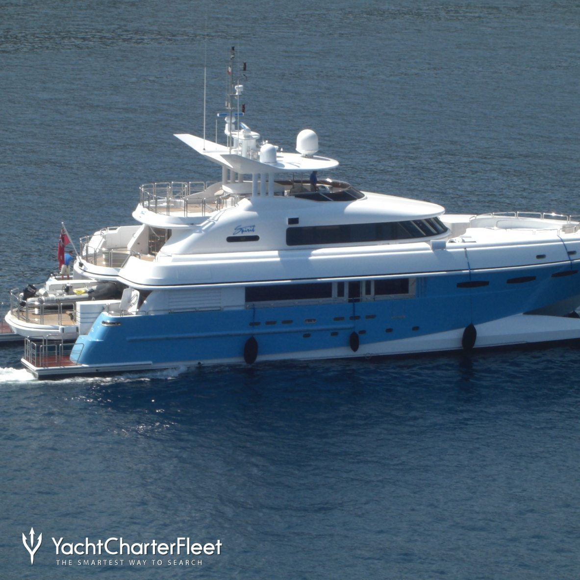Spirit Yacht Photos 35m Luxury Motor Yacht For Charter