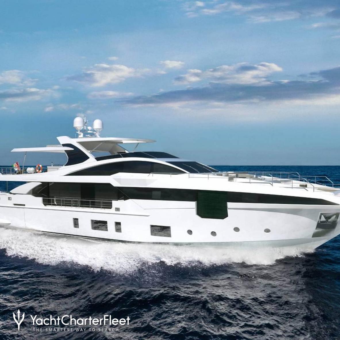IRYNA Yacht Photos - Azimut | Yacht Charter Fleet