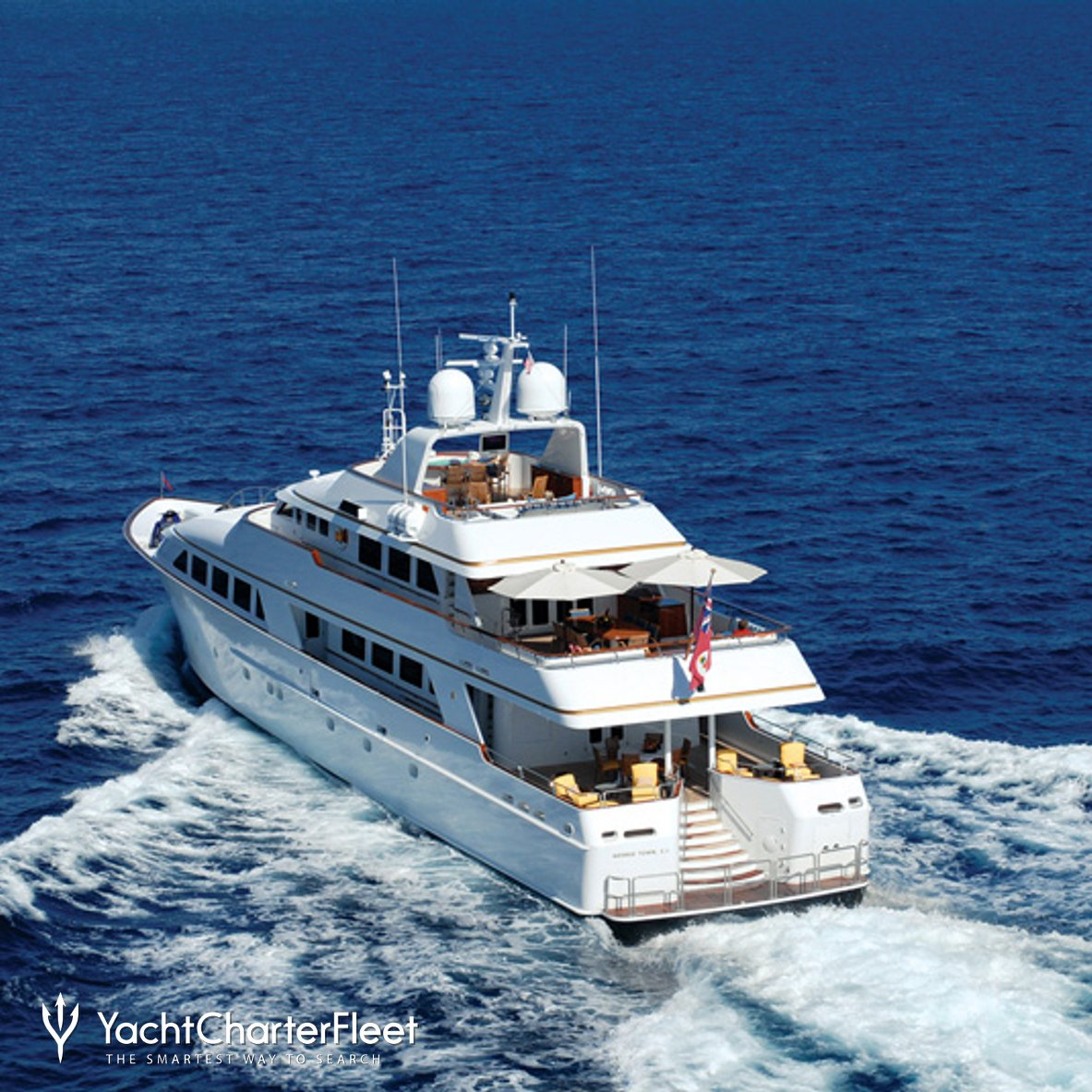 Lady J Yacht Photos Ex Pure Bliss 43m Luxury Motor