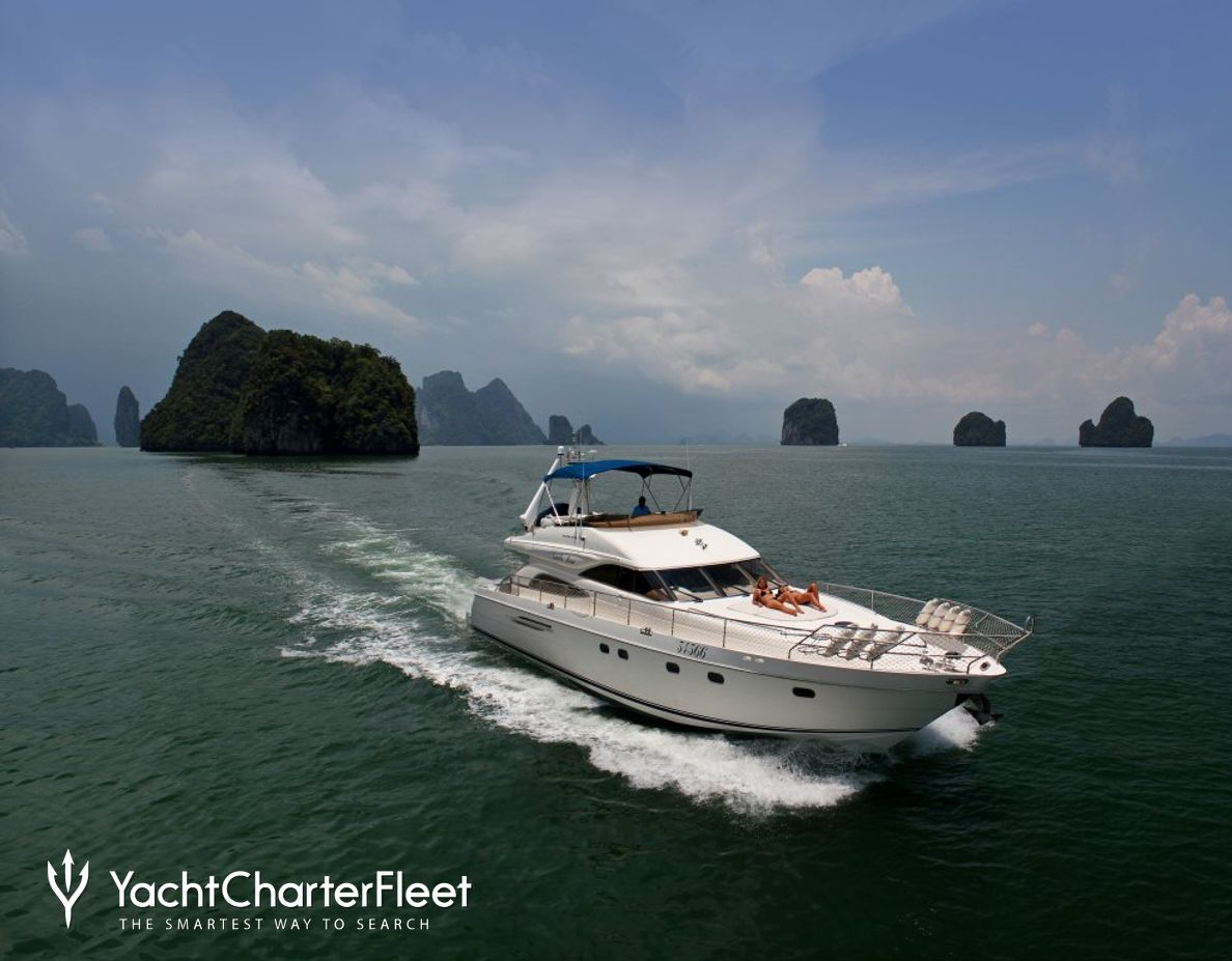 Isabella Rose Charter Yacht