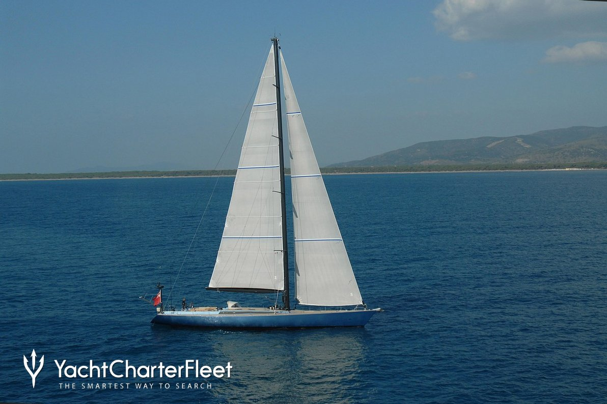 Wally One Charter Yacht - 3
