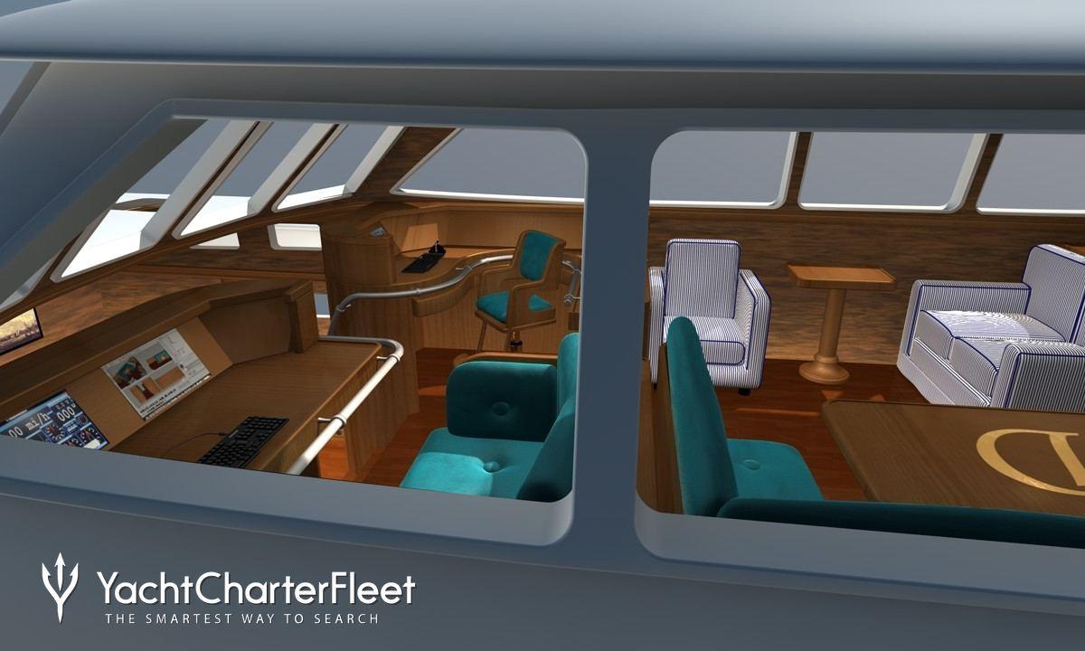 domicil yacht charter price srf holland luxury yacht charter. Black Bedroom Furniture Sets. Home Design Ideas