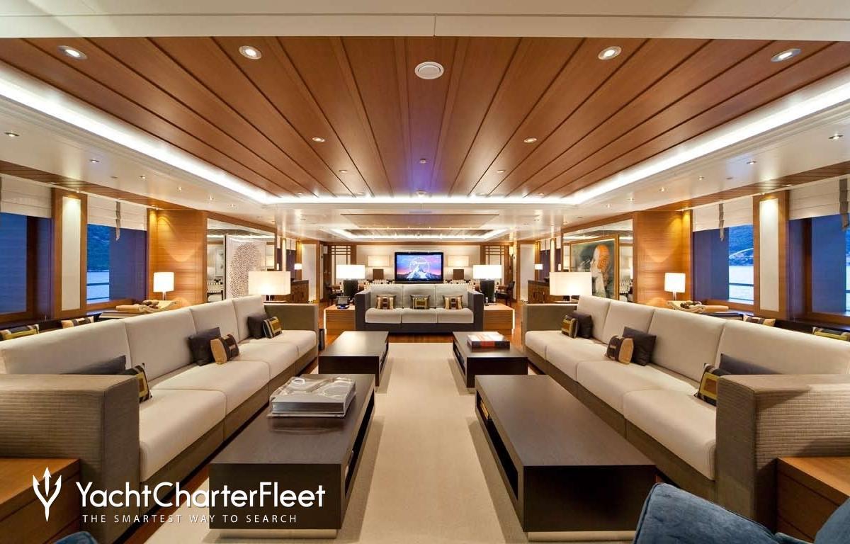 Mary Jean Ii Yacht Charter Price Isa Luxury Yacht Charter