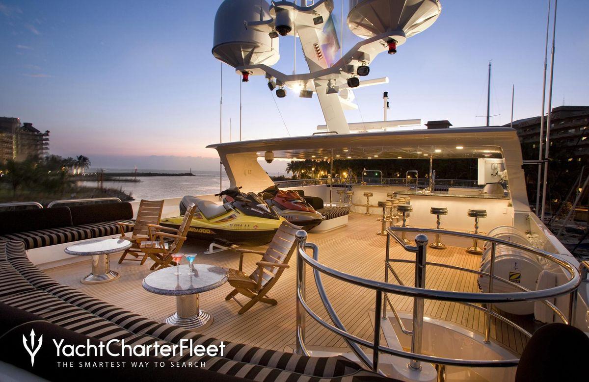 Milestone Yacht Charter Price Christensen Luxury Yacht