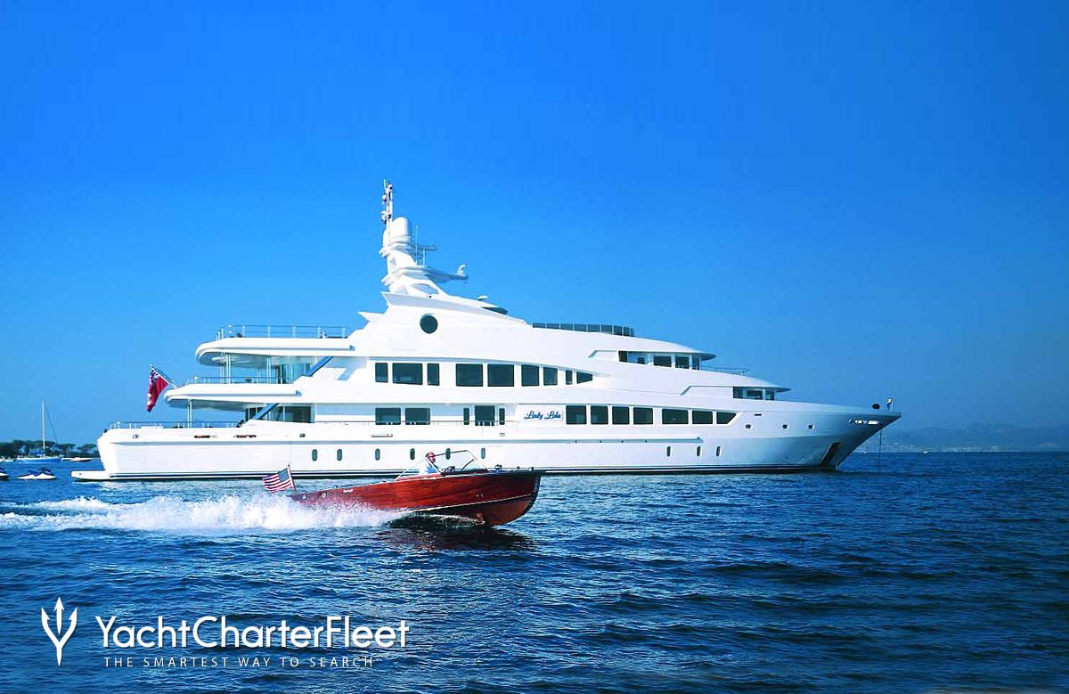Nirvana yacht charter price oceanco luxury yacht charter - Lucky Lady Charter Yacht Lucky Lady Charter Yacht