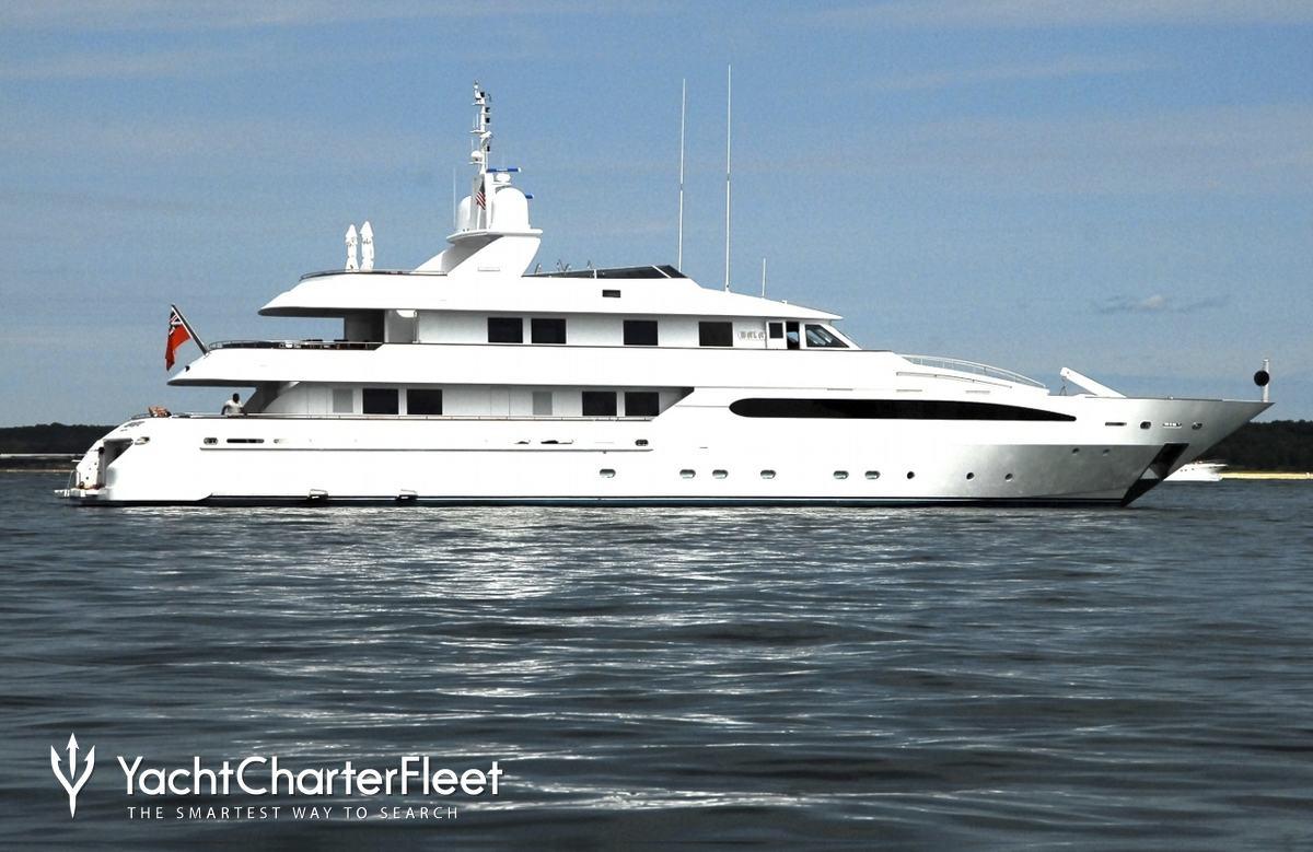 Nirvana yacht charter price oceanco luxury yacht charter - Balaju 147 64ft 45m From 110 000 P W Beija Flor Charter Yacht