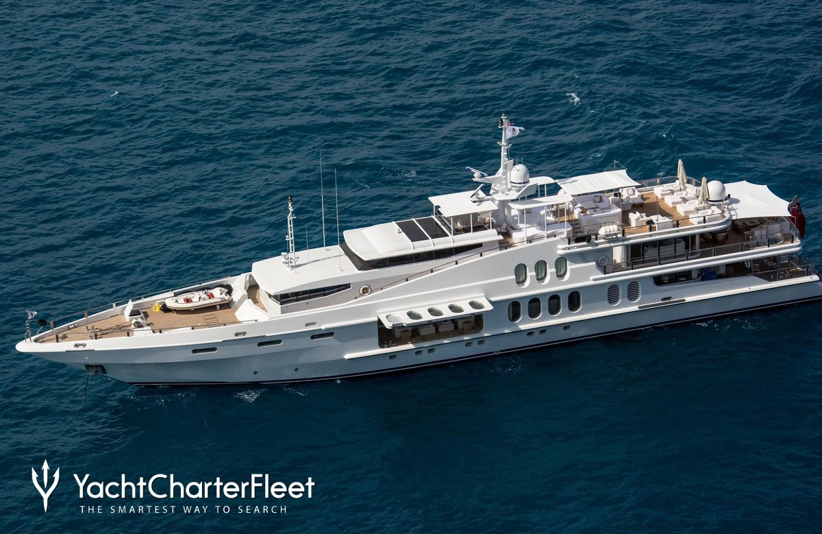 oceana yacht charter price oceanfast luxury yacht charter