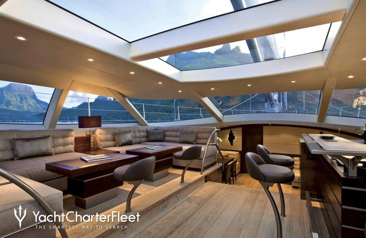 Palmira Yacht Charter Price Ex Salperton Fitzroy