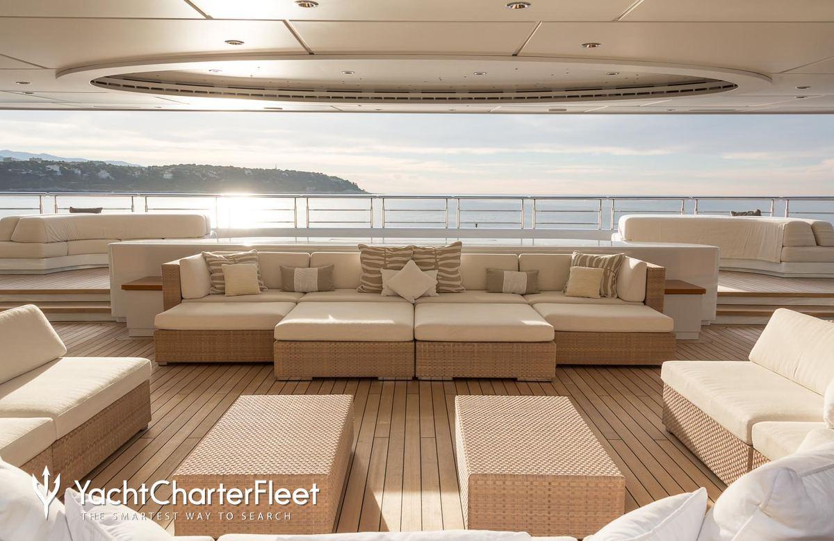 Luna yacht lloyd werft yacht charter fleet for Inside interieur